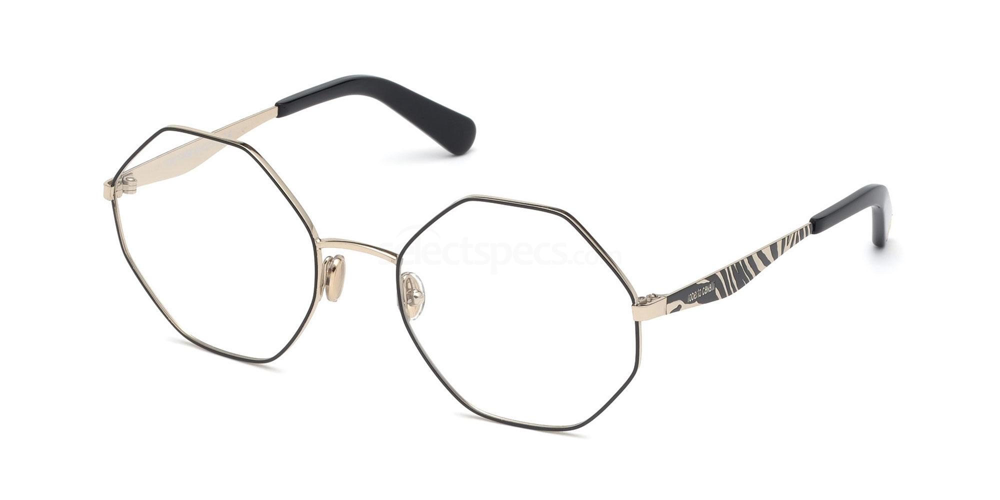 001 RC5092 Glasses, Roberto Cavalli