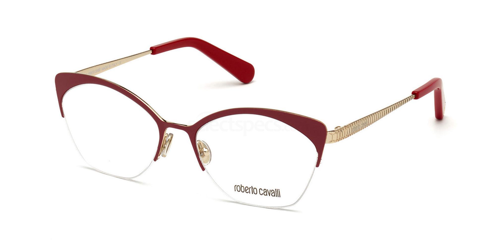 028 RC5111 Glasses, Roberto Cavalli