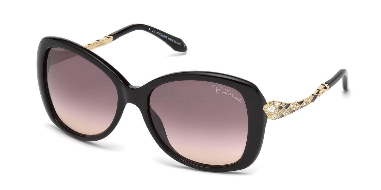 01B RC917S-A Sunglasses, Roberto Cavalli