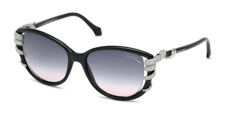 01B RC972S Sunglasses, Roberto Cavalli