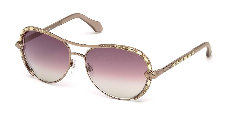 34Z RC975S Sunglasses, Roberto Cavalli