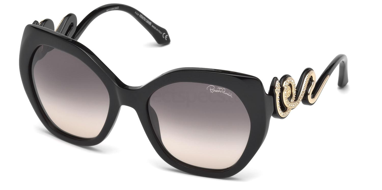 01B RC1047 Sunglasses, Roberto Cavalli