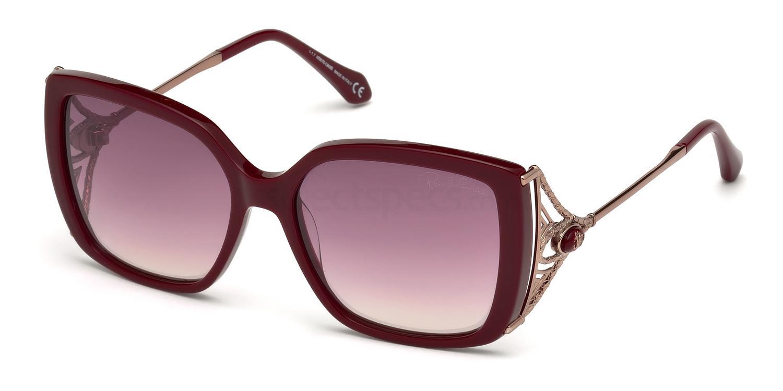 69T RC1058 Sunglasses, Roberto Cavalli