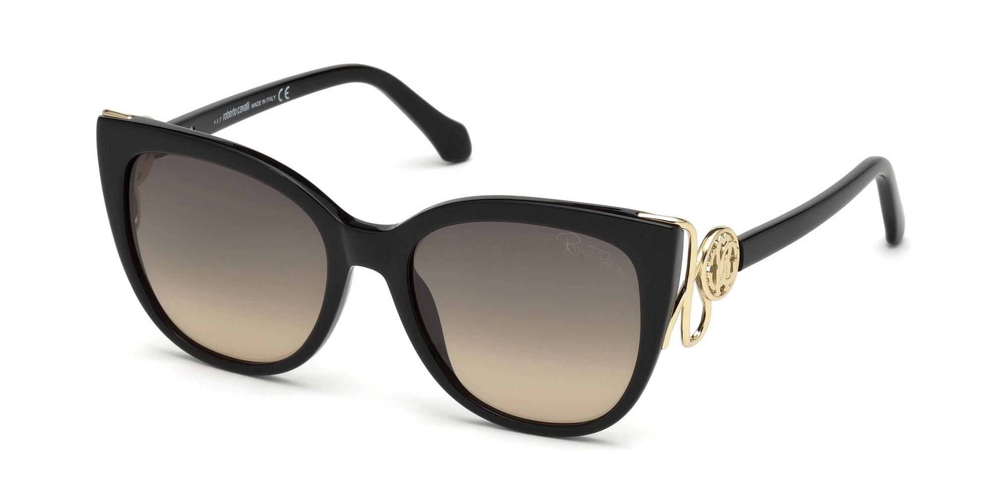 01B RC1063 Sunglasses, Roberto Cavalli