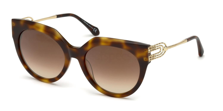52G RC1065 Sunglasses, Roberto Cavalli