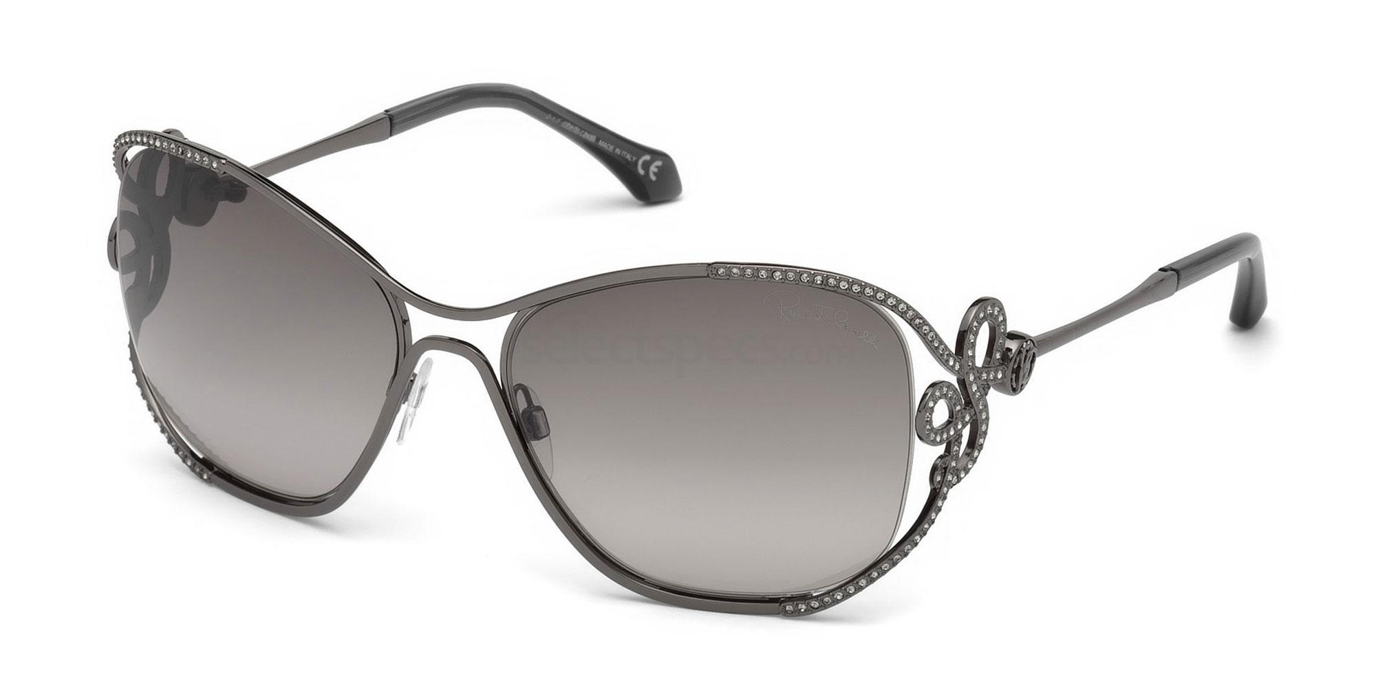 12B RC1074 Sunglasses, Roberto Cavalli