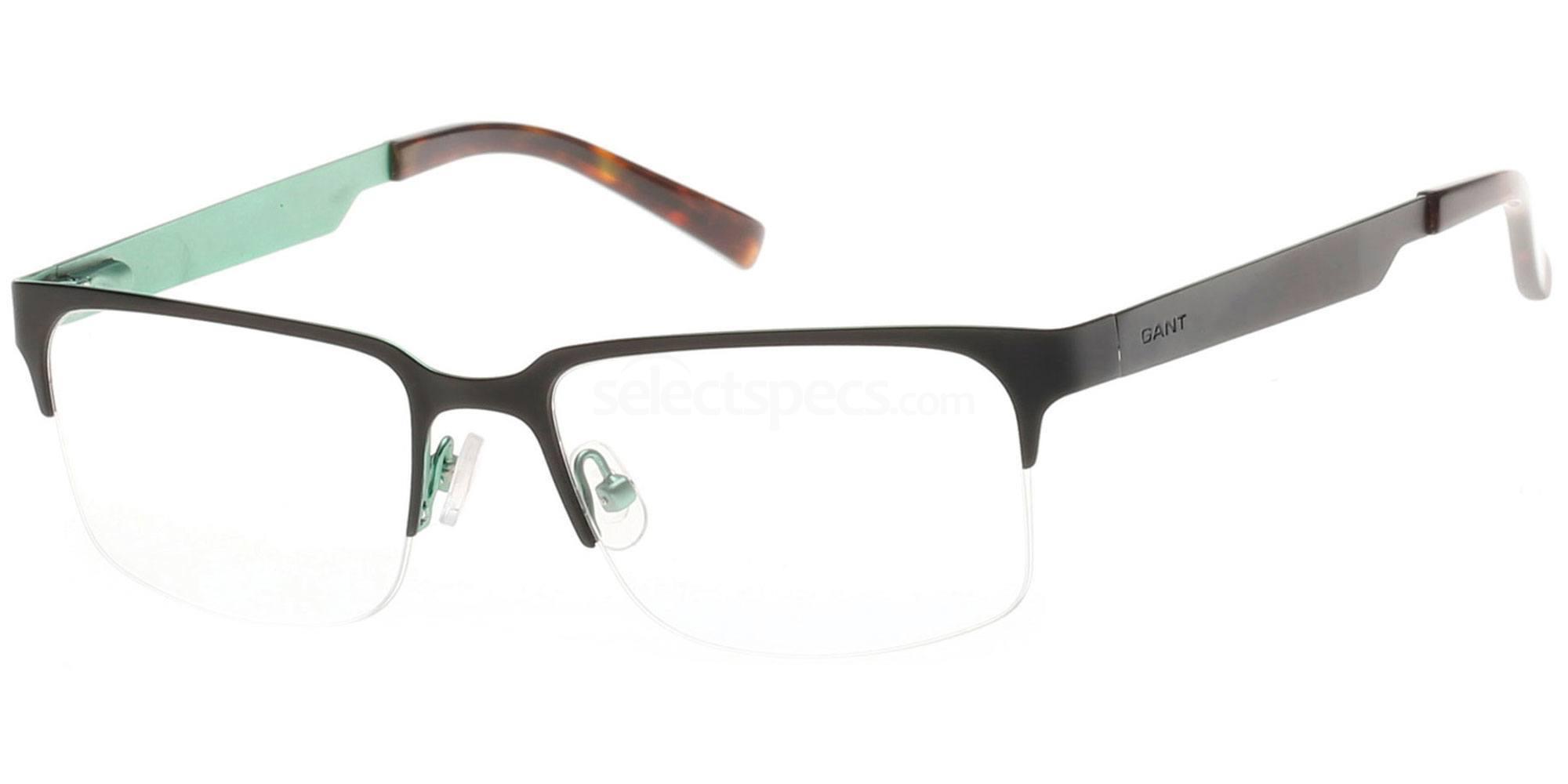 002 GA3078 Glasses, Gant