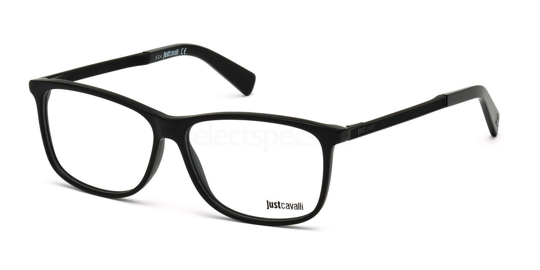 002 JC0707 Glasses, Just Cavalli