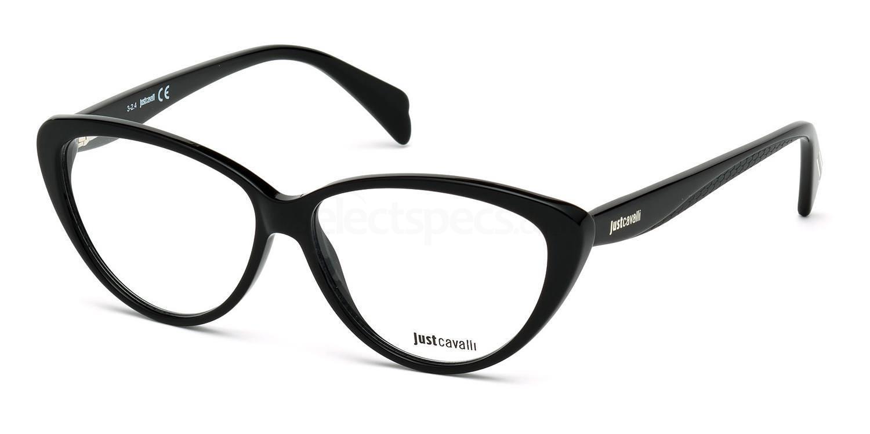 001 JC0713 Glasses, Just Cavalli