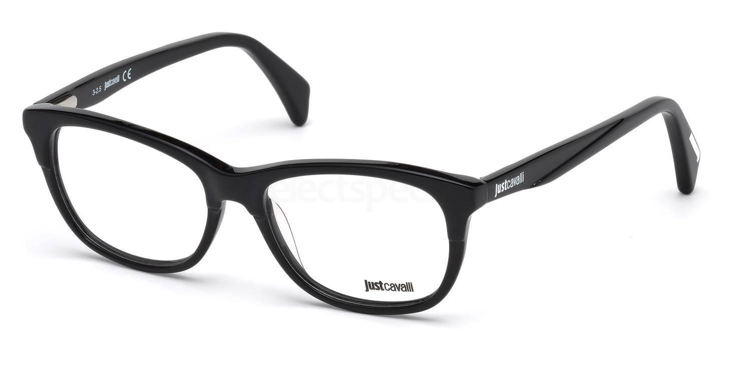 001 JC0749  Glasses, Just Cavalli