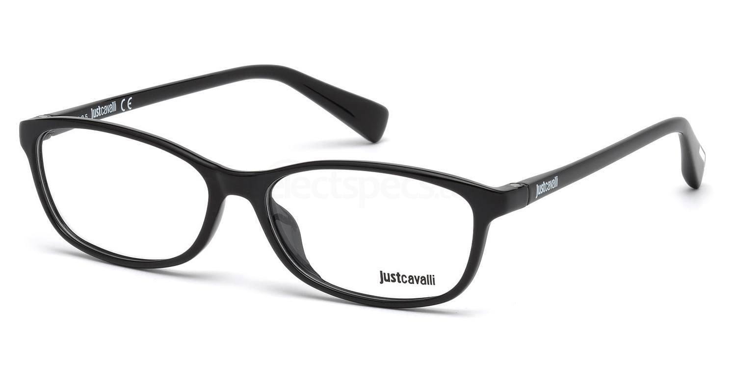 001 JC0757 Glasses, Just Cavalli
