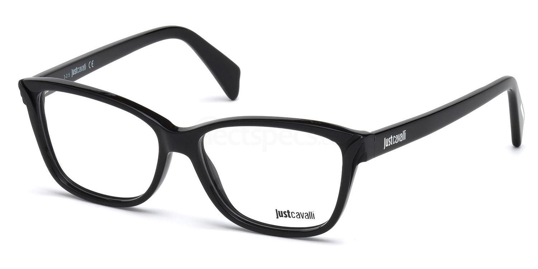 001 JC0760 Glasses, Just Cavalli