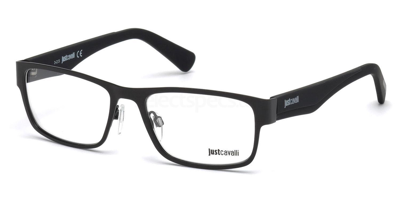 002 JC0762 Glasses, Just Cavalli