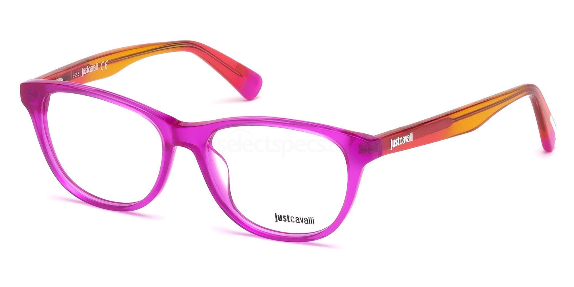 075 JC0751 Glasses, Just Cavalli