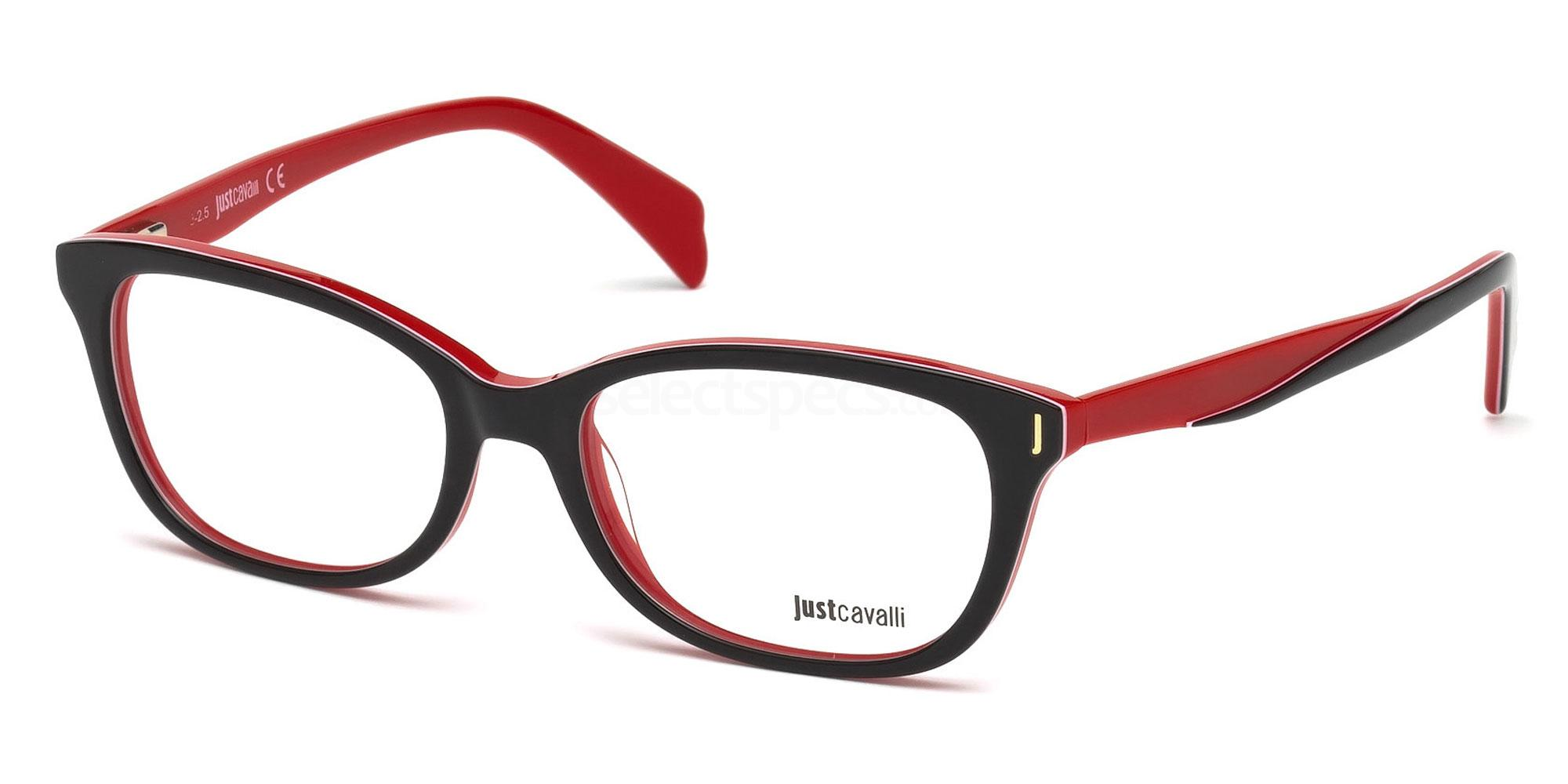 005 JC0774 Glasses, Just Cavalli