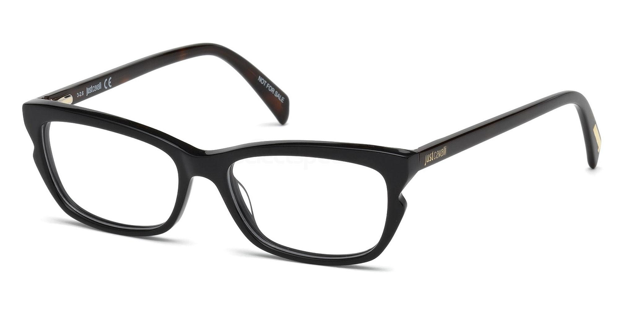 001 JC0797 Glasses, Just Cavalli