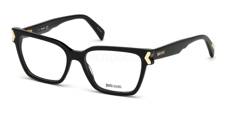 001 JC0808 Glasses, Just Cavalli