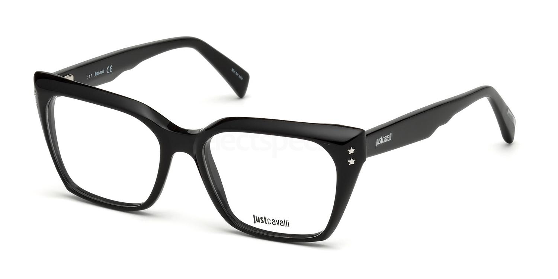 001 JC0810 Glasses, Just Cavalli