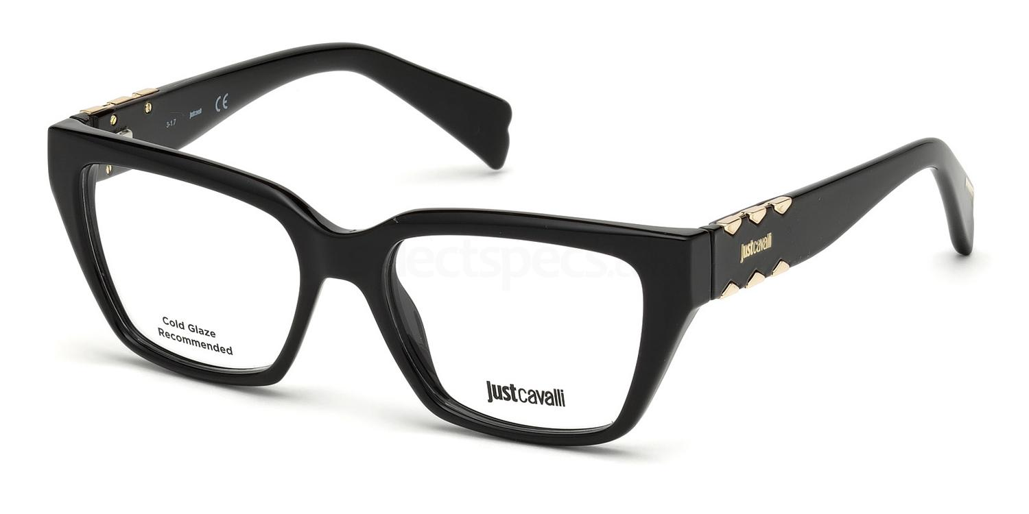 001 JC0812 Glasses, Just Cavalli
