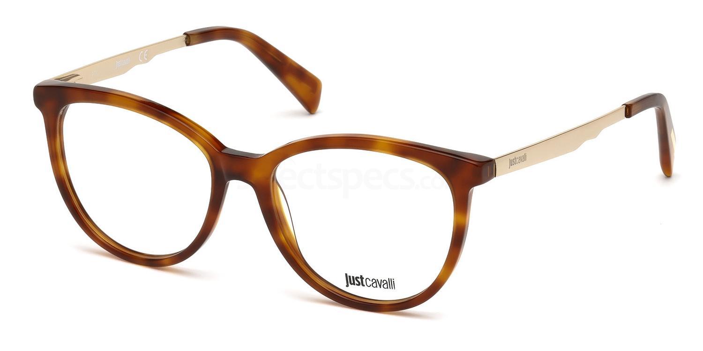 053 JC0814 Glasses, Just Cavalli