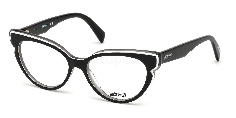 005 JC0818 Glasses, Just Cavalli