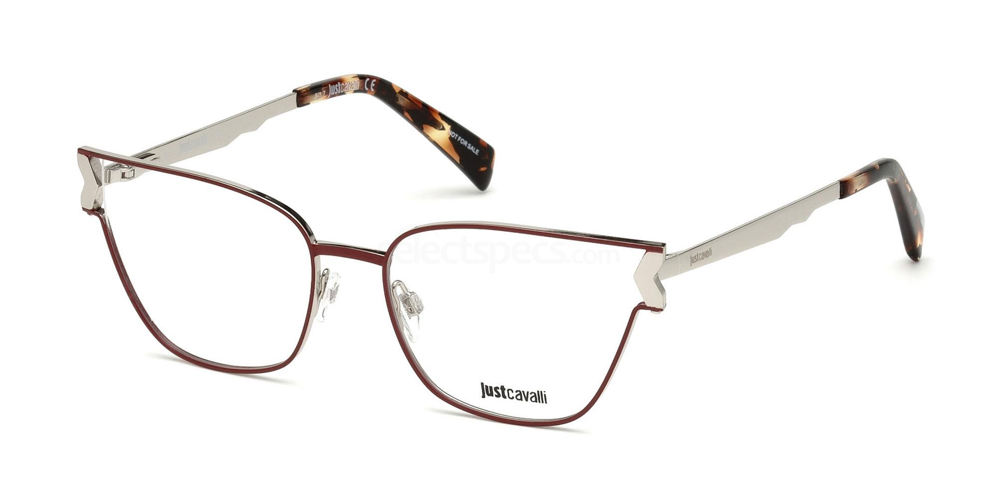 016 JC0815 Glasses, Just Cavalli