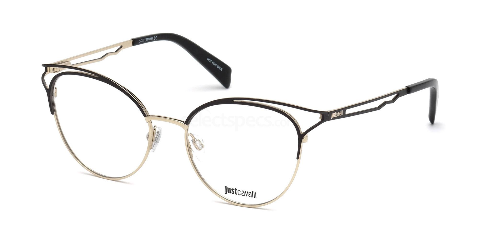 005 JC0860 Glasses, Just Cavalli