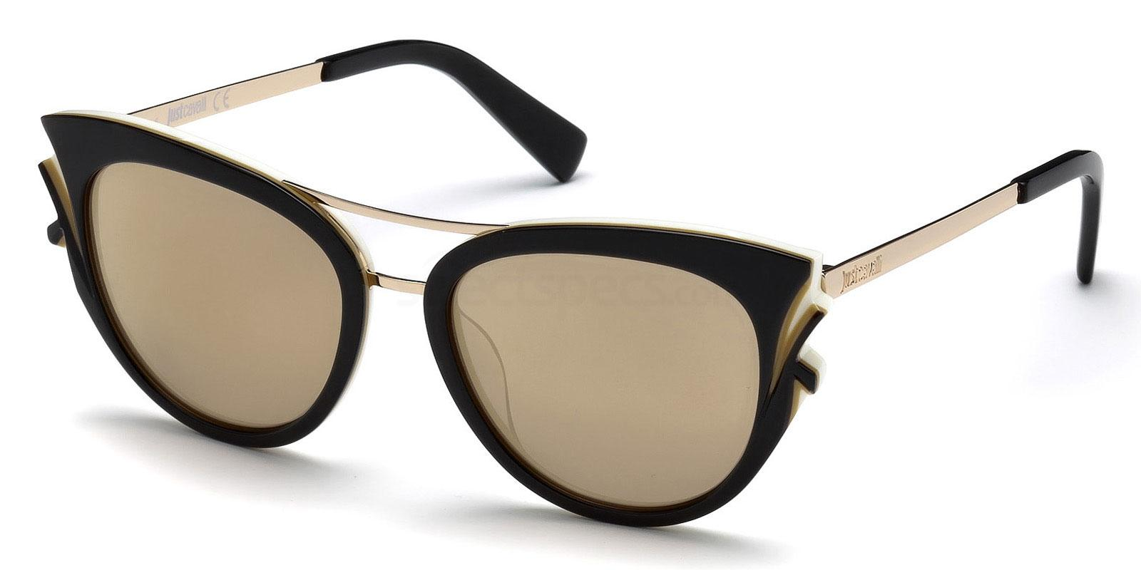 cat eye Just Cavalli sunglasses