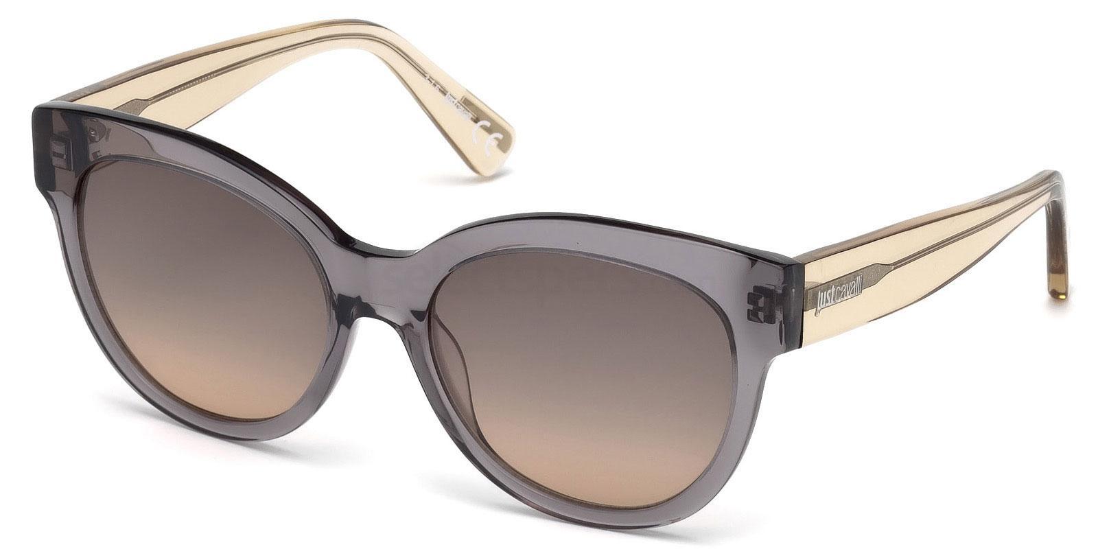 20B JC760S Sunglasses, Just Cavalli