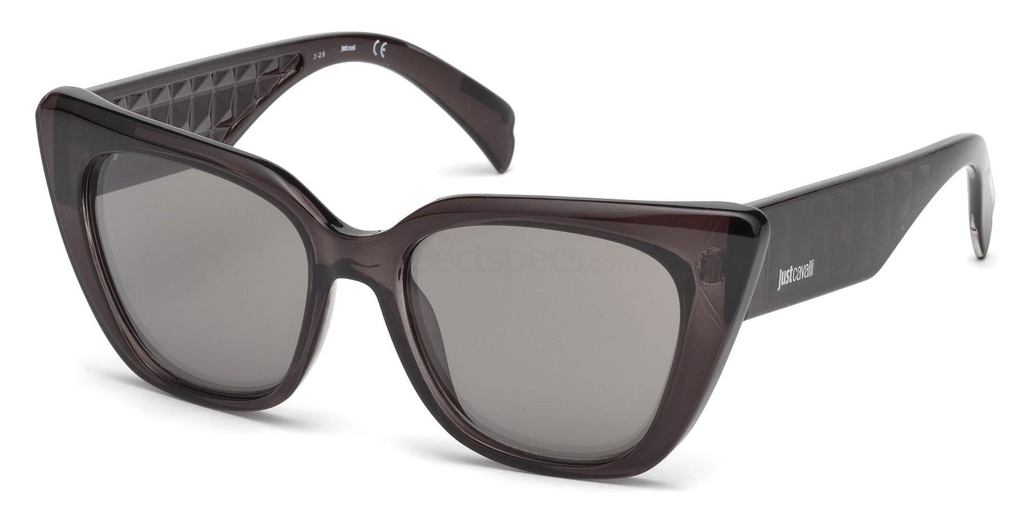 01C JC782S Sunglasses, Just Cavalli