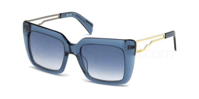 55B JC792S Sunglasses, Just Cavalli