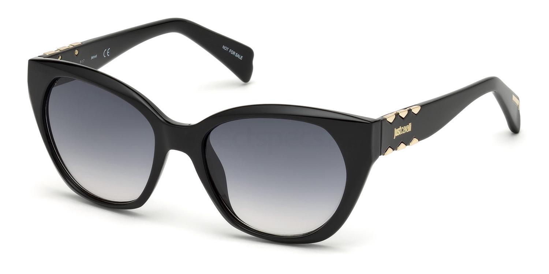 01B JC822S Sunglasses, Just Cavalli