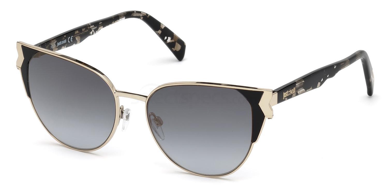 55C JC825S Sunglasses, Just Cavalli