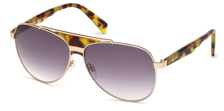 53T JC827S Sunglasses, Just Cavalli