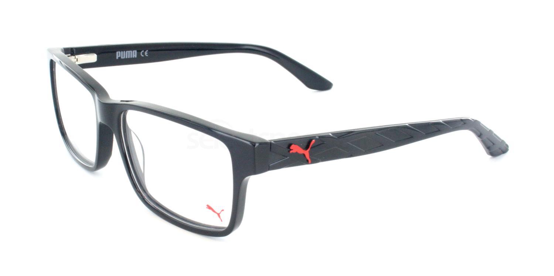 001 PU0026O Glasses, Puma