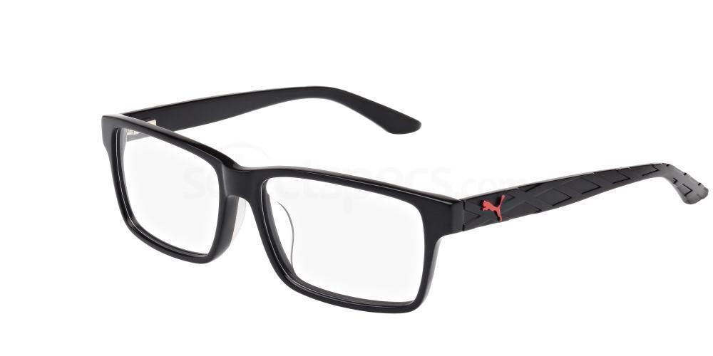 001 PU0026OA Glasses, Puma