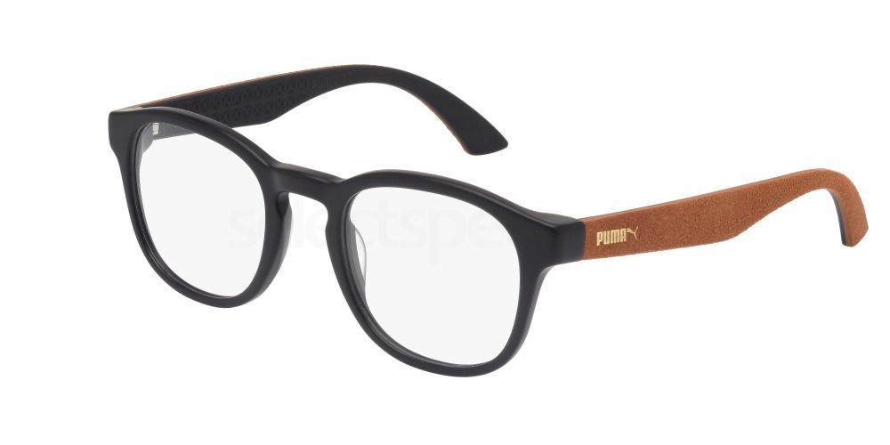 001 PU0043O - Suede Glasses, Puma