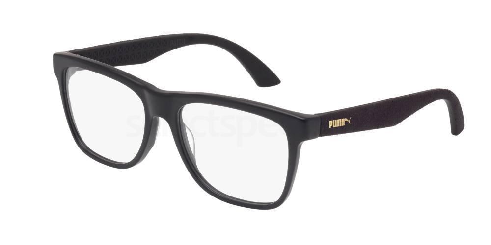 001 PU0044O - Suede Glasses, Puma