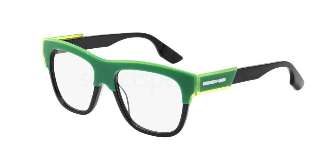 001 MQ0006O Glasses, McQ