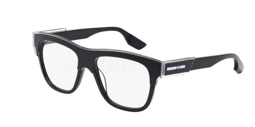 002 MQ0006O Glasses, McQ