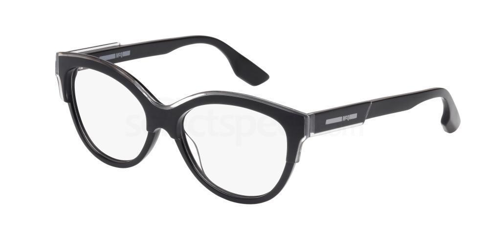 001 MQ0026O Glasses, McQ
