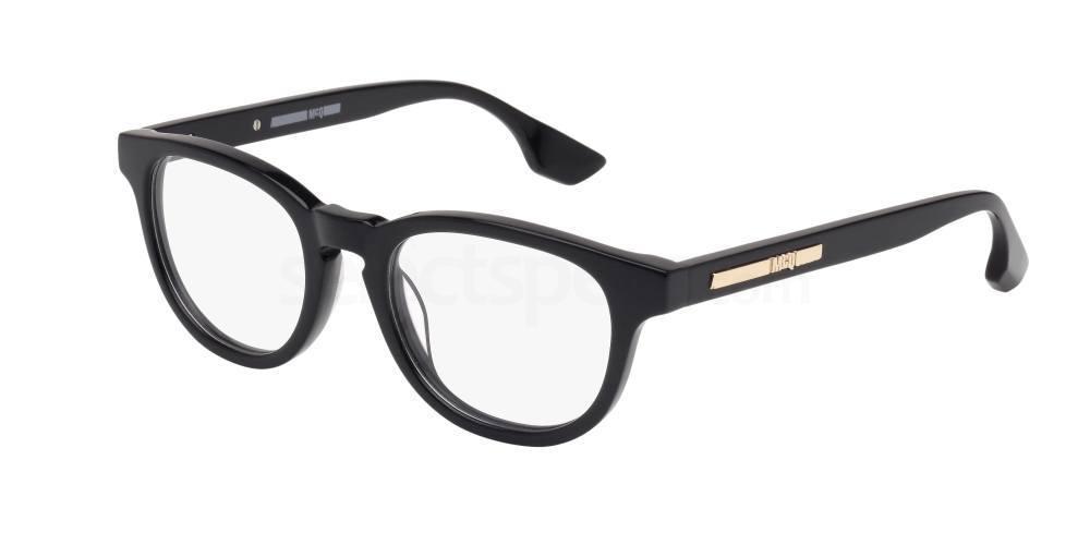 001 MQ0033O Glasses, McQ