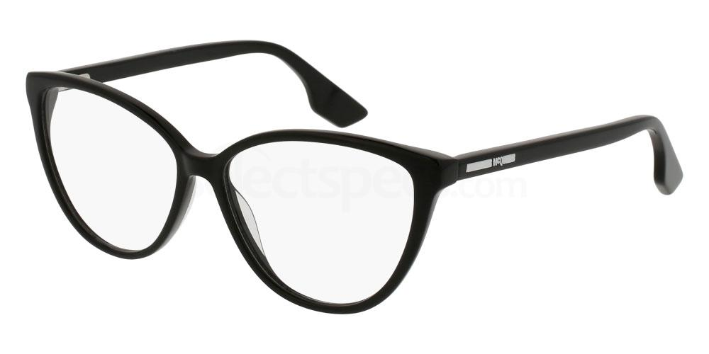 001 MQ0063O Glasses, McQ