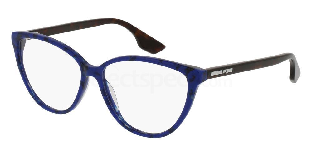 002 MQ0063O Glasses, McQ