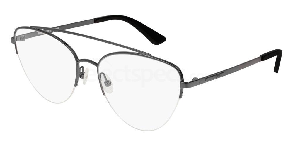 001 MQ0165O Glasses, McQ