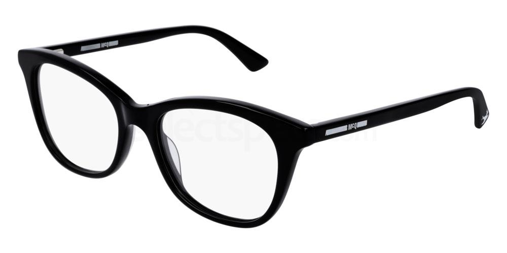001 MQ0169O Glasses, McQ