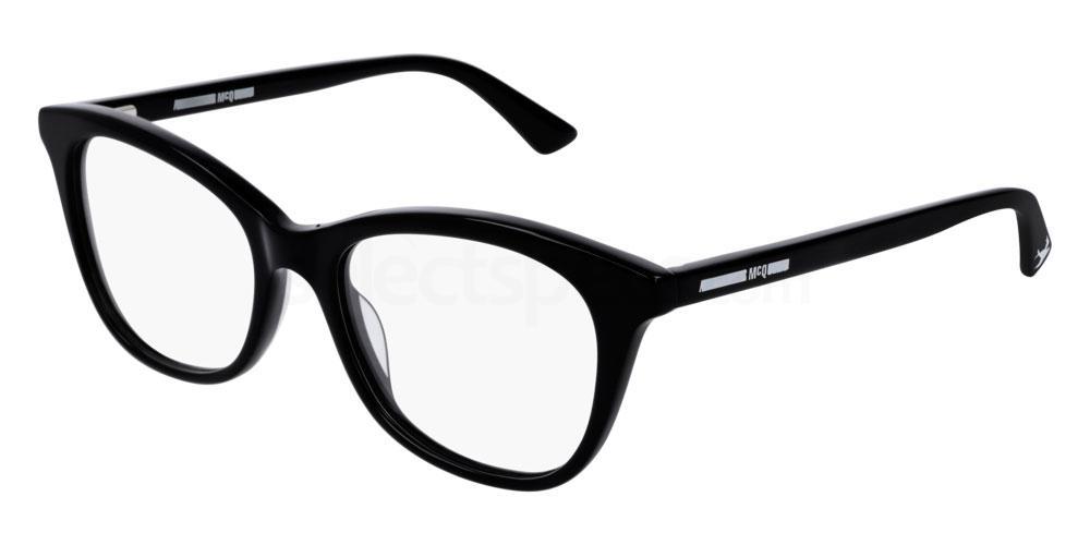 001 MQ0169O Glasses, McQ