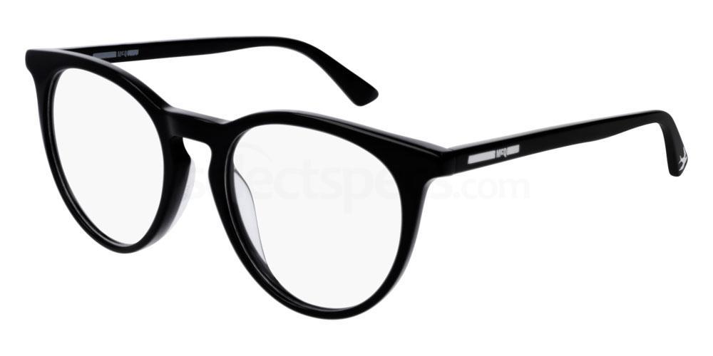 001 MQ0172OA Glasses, McQ