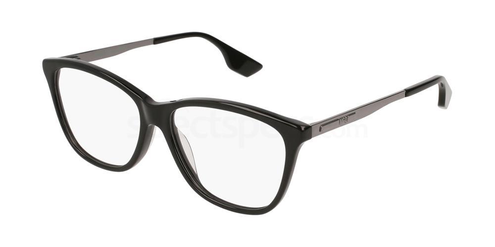 001 MQ0088O Glasses, McQ