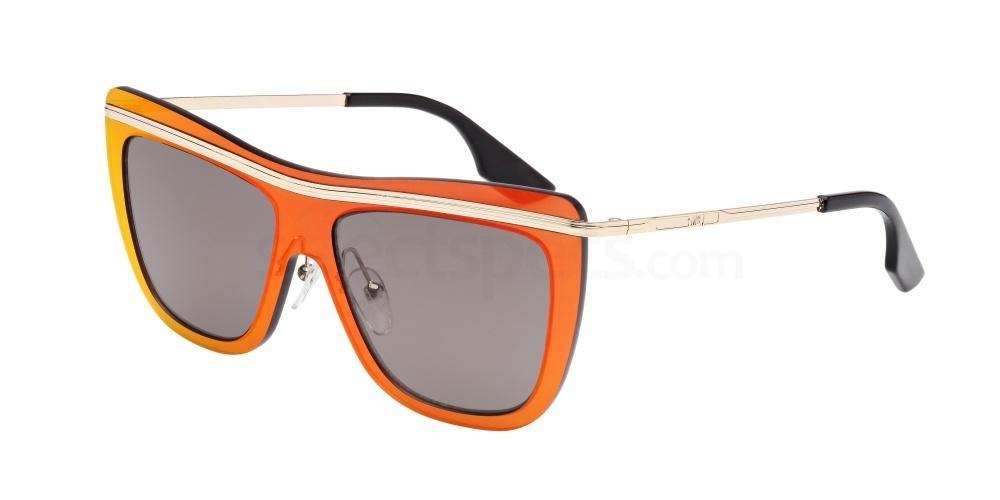 001 MQ0007S Sunglasses, McQ